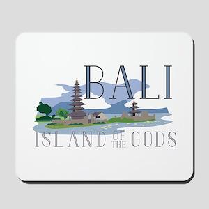 Bali Island Of Gods Mousepad