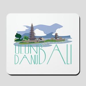 Ulun Danu Bali Mousepad