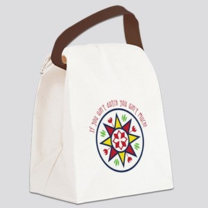 You Aint Dutch Canvas Lunch Bag