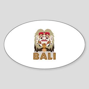 Rangda Bali Sticker