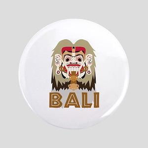 Rangda Bali Button
