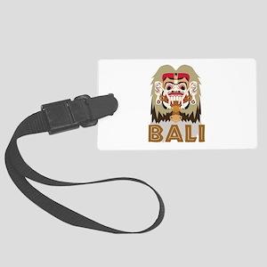 Rangda Bali Luggage Tag