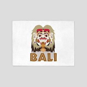 Rangda Bali 5'x7'Area Rug