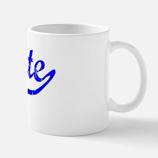 Josette Vintage (Blue) Mug