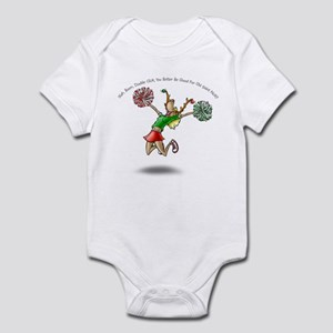 A Little Cheer Infant Bodysuit