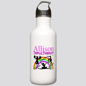 TRIPLE THREAT Stainless Water Bottle 1.0L