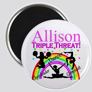 TRIPLE THREAT Magnet