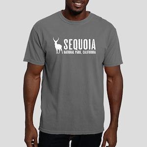 Deer: Sequoia, Californi Mens Comfort Colors Shirt