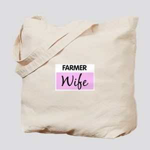 FARMER Wife Tote Bag