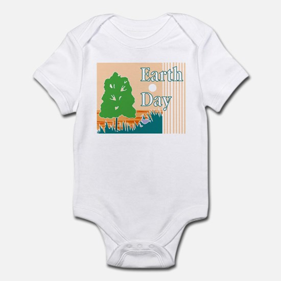 Earth Day Infant Creeper