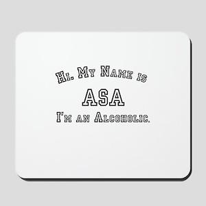 Asa Mousepad