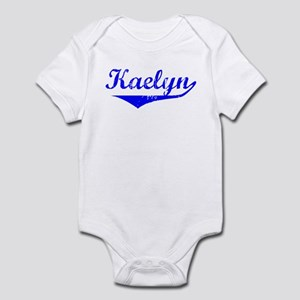 Kaelyn Vintage (Blue) Infant Bodysuit