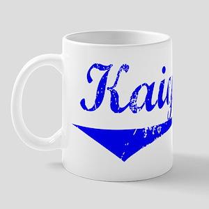 Kaiya Vintage (Blue) Mug