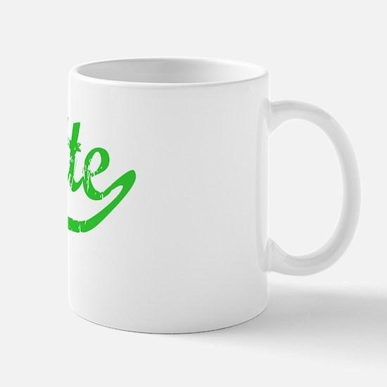 Josette Vintage (Green) Mug
