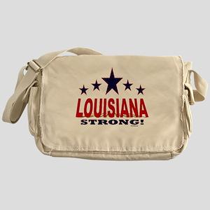 Louisiana Strong! Messenger Bag