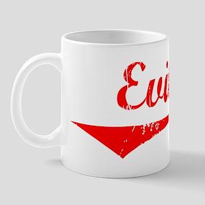 Evita Vintage (Red) Mug