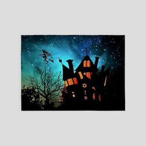 Halloween20160801 5'x7'Area Rug