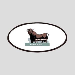 Durham NC Bull Patch