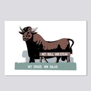 Durham NC Bull Postcards (Package of 8)