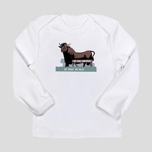 Durham NC Bull Long Sleeve T-Shirt