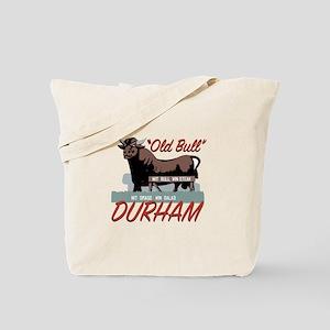 Old Bull Durham Tote Bag