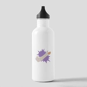 Arm Cast Water Bottle