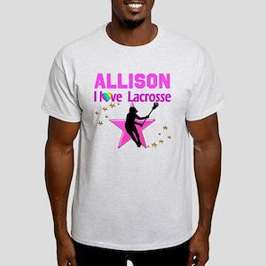 LACROSSE PLAYER Light T-Shirt
