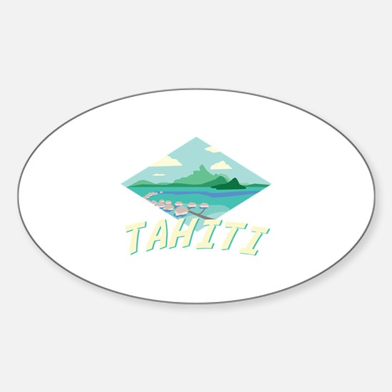 Tahiti Bumper Stickers
