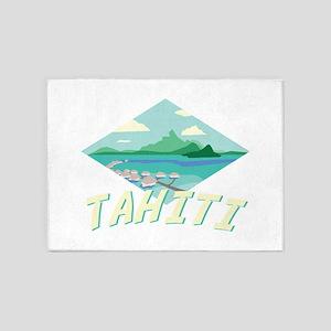 Tahiti 5'x7'Area Rug