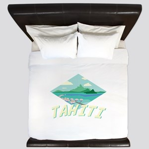 Tahiti King Duvet