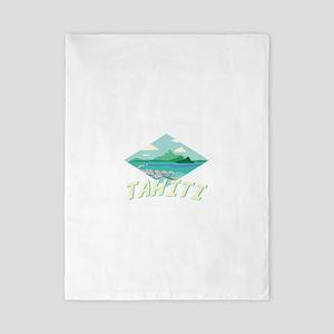 Tahiti Twin Duvet