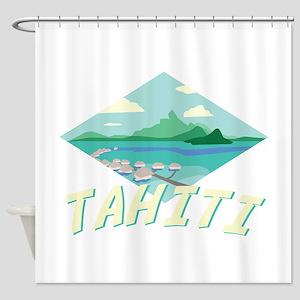 Tahiti Shower Curtain