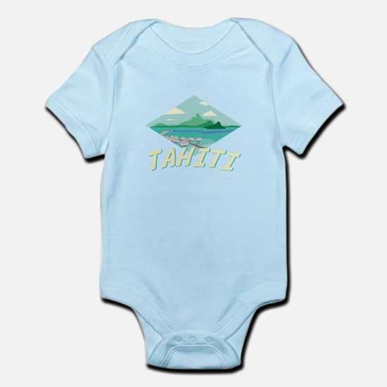 Tahiti Body Suit