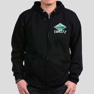 Tahiti Zip Hoodie