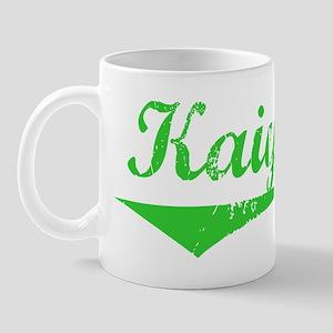 Kaiya Vintage (Green) Mug