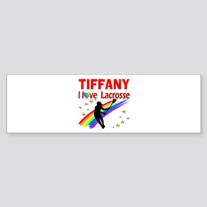 LACROSSE PLAYER Sticker (Bumper)