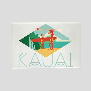 Kauai Surfers Magnets