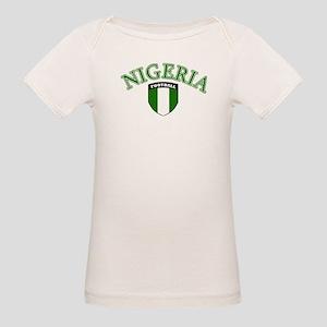 Nigerian sports (football) Ash Grey T-Shirt