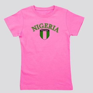 Naija footy Girl's Tee
