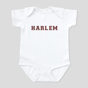 Harlem T-shirt (Harvard Desig Infant Bodysuit