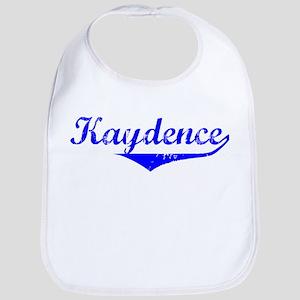 Kaydence Vintage (Blue) Bib