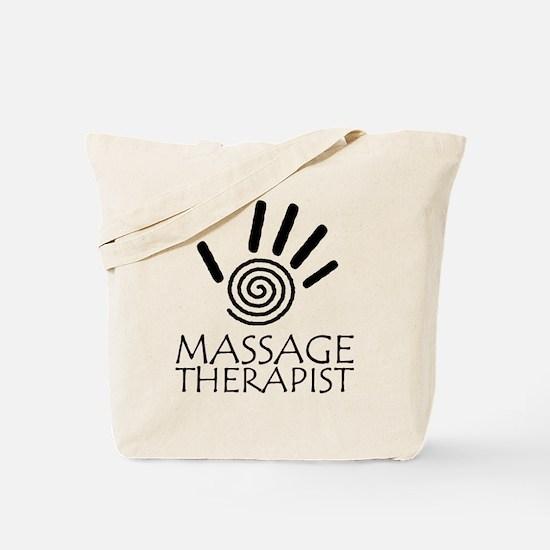 Massage Therapist Tote Bag