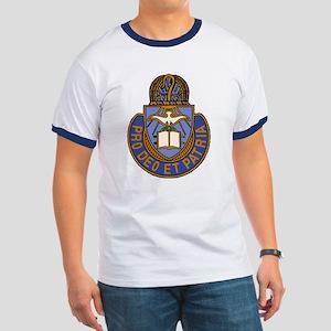 Chaplain Crest Ringer T