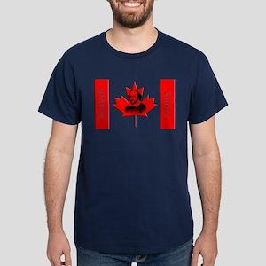 Canada Bard Dark T-Shirt