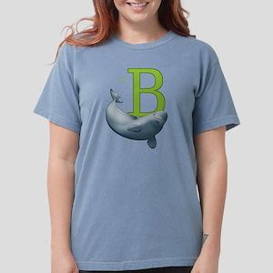 B Is For Beluga Womens Comfort Colors T-Shirt