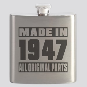 Made In 1947 Flask