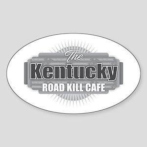 Kentucky Road Kill Cafe Sticker