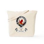Badge - MacDuff Tote Bag