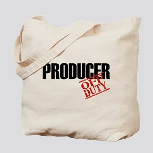 Off Duty Producer Tote Bag