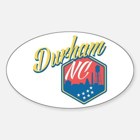 Durham, NC Decal